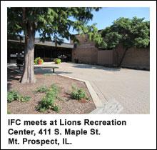IFC meets at Lions Memorial Park